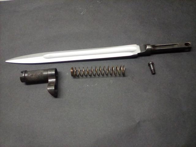 SKS Bayonet Complete